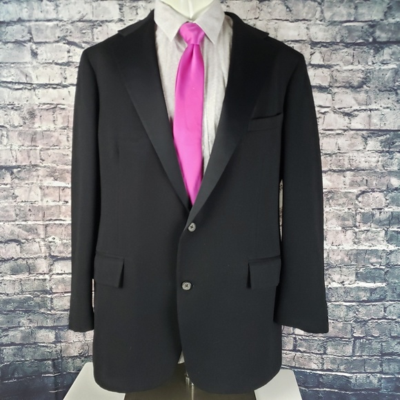 Polo by Ralph Lauren Other - Polo by Ralph Lauren Tuxedo Jacket 46R